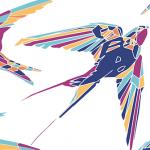 Geometrical Swallow